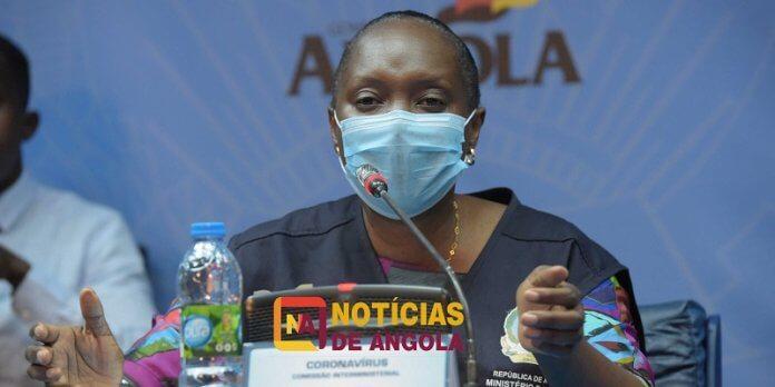 Angola já regista casos das novas variantes da covid-19
